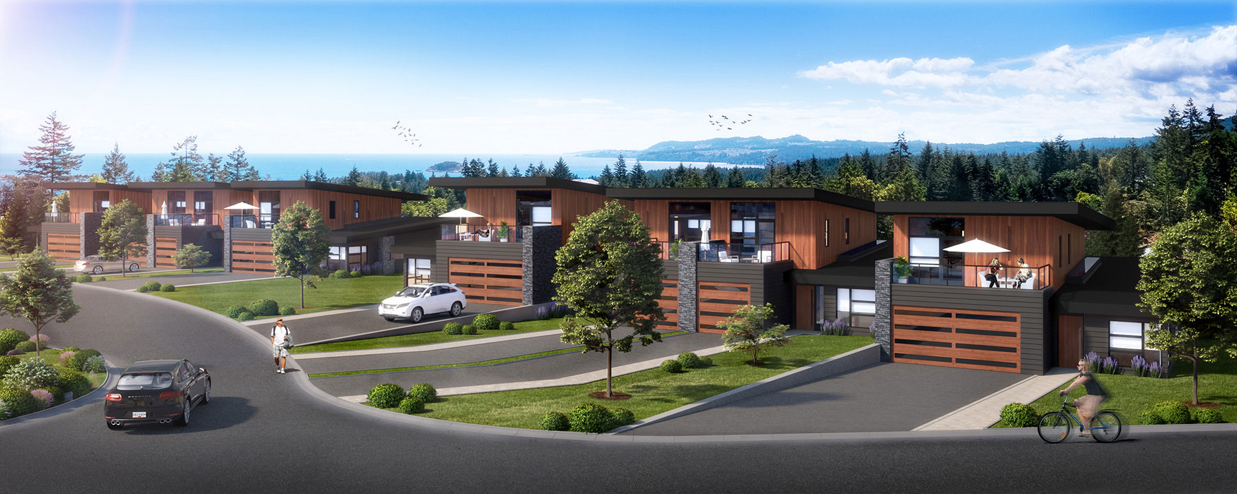 Timber Ridge Townhomes - real estate for sale